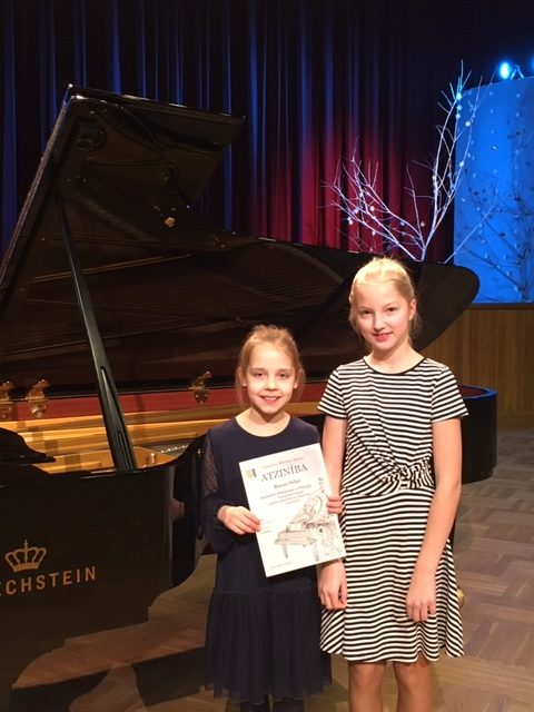 Starptautiskais jauno pianistu konkurss, kas veltīts skolotājai un izcilai pianistei Jautrītei Putniņai.