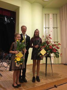 Jāzepa Vītola Latvijas Mūzikas akadēmijas īpaši izveidots pūtēju orķestris, somu diriģenta Petri Komulainen vadībā