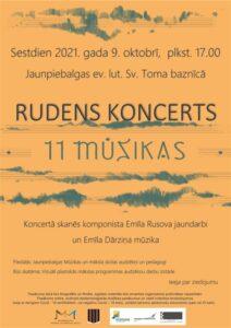 Rudens koncerts